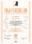 TAIJI FENCING LAB 2016